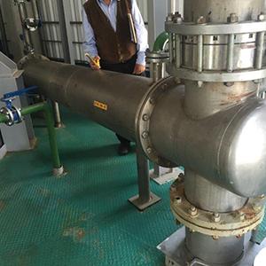 Trocadores de calor do tipo casco tubo